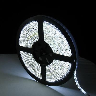 5M 16.4FT 3528 600 SMD 120LEDs/m 7 color  white  flexible strip light DC 12V