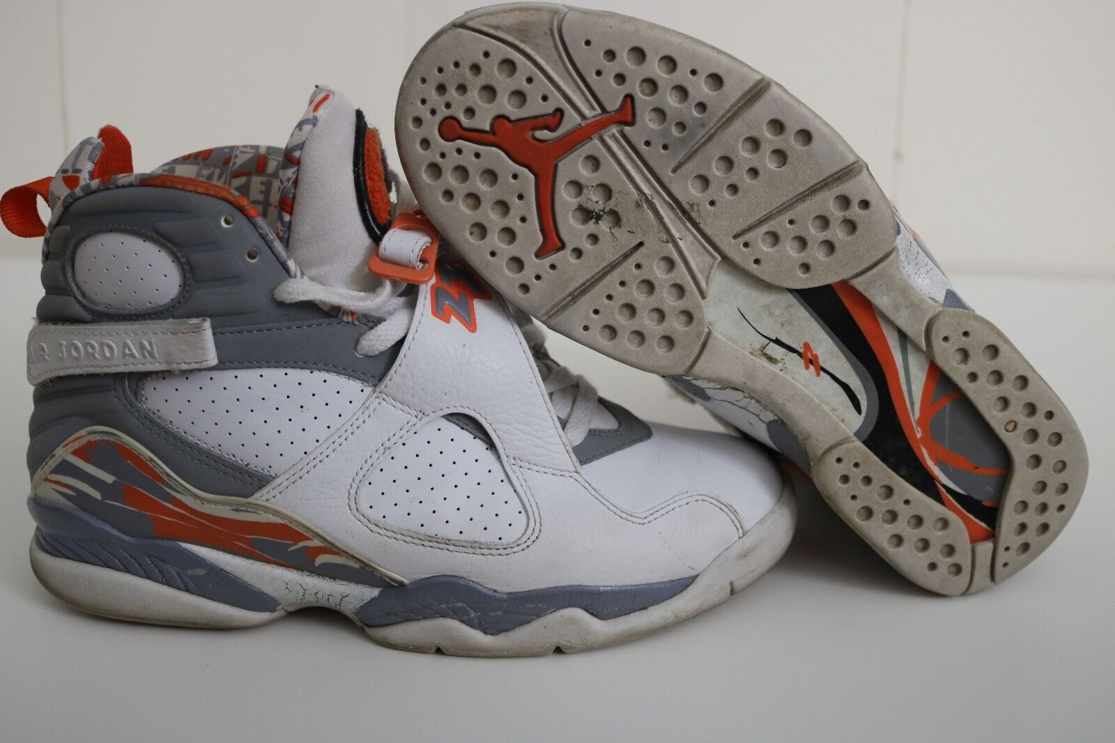 Air jordan 8 Retro size 8.5 best-selling model of the brand