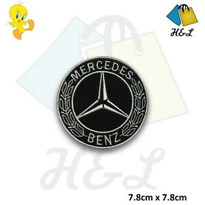MotorCar Brand Logo Embroidered Iron On Sew On Patch Badge For Clothes etc