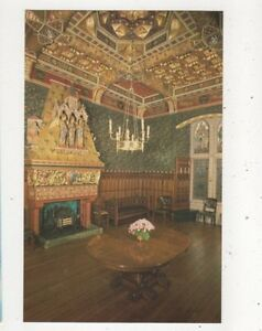 Cardiff-Castle-The-Dining-Room-Postcard-903a