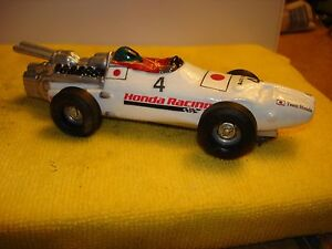 Revell 60's Experimental V12 RA 273 Honda F1 slot cars 1/32 offered by MTH.