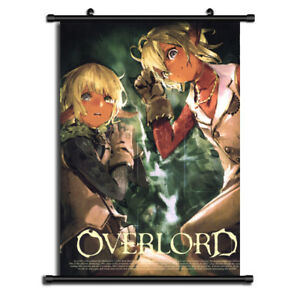 Overlord-Anime-Wall-Art-Home-Decoration-Scroll-Poster
