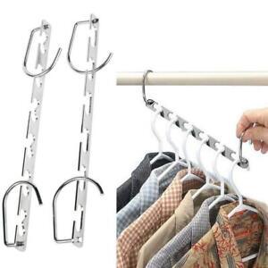 Space-Saver-Saving-Wonder-Metal-Magic-Hanger-Clothes-Closet-Organizer-Hook-Super