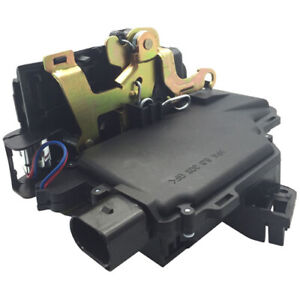 FITS-VW-GOLF-BEETLE-PASSAT-SEAT-LEON-SKODA-DOOR-LOCK-ACTUATOR-FRONT-RIGHT