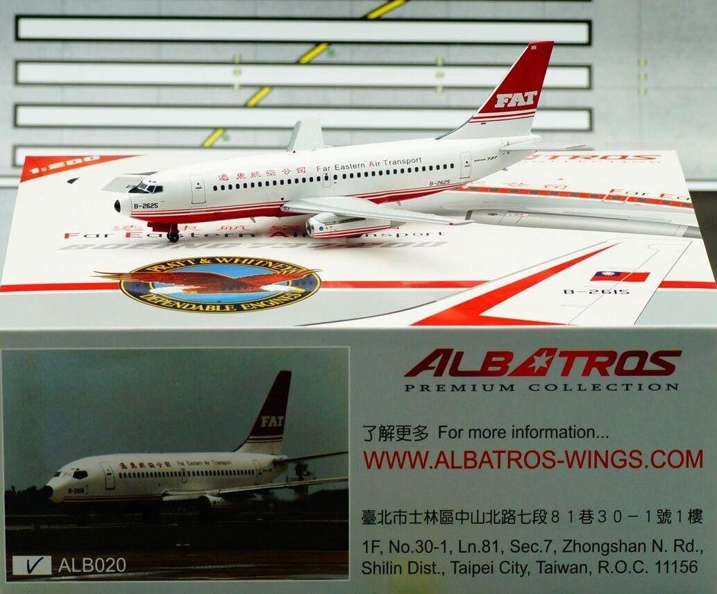 IFALB020 1/200 Weit Östliche Luft Transport Boeing 737-200 B-2625 Limitiert