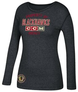 Chicago Blackhawks Women s NHL CCM