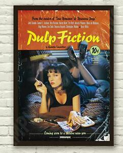 Tarantinos-Classic-Pulp-Fiction-Movie-Film-Poster-Print-Picture-A3-A4-Size