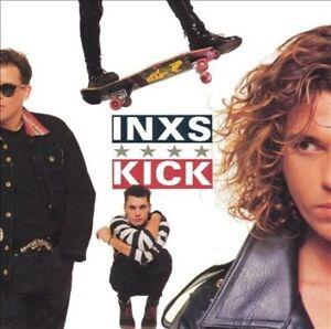 INXS, Kick, CD