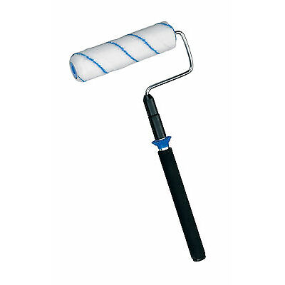 Paint Roller Set With Extension Sleeve & Pole Easy Reach Painting Equipment