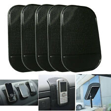 5 Pcs Nano Car Magic Anti-Slip Dashboard Sticky Pad Non-slip Mat GPS Phone Hold