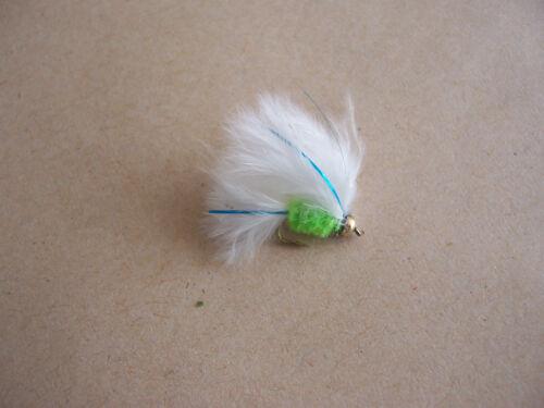 Goldhead Cats Whisker Blu Flash trota esche Taglie 10-18 by salmoflies