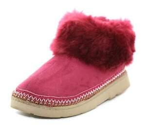 Honor Millburn Womens Wide Fit Red Fur