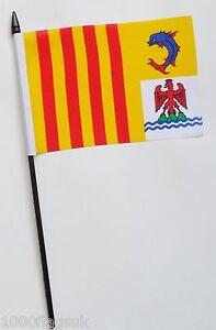 France-Provence-Alpes-Cote-dAzur-PACA-Small-Hand-Waving-Flag