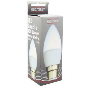 Ampoule-LED-bougie-5W-400-Lumens-Non-a-variation-B22-DOUILLE-BAIONNETTE