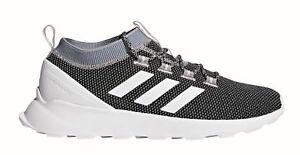 Informales Hombre Subir Gris Blanco Zapatos Adidas Questar Core Negro vxt1RUxwFq
