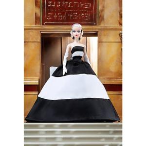 Negro y blancoo para siempre muñeca Barbie Silkstone Moda Modelo Preventa 2019 NW