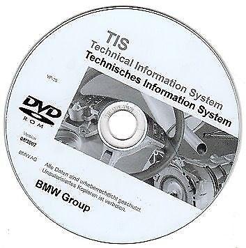 Bmw TIS 2007 manuali officina Bmw and Mini