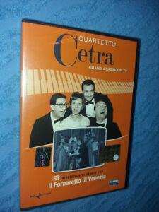 DVD-nuovo-grandi-classici-QUARTETTO-CETRA-FORNARETTO-DI-VENEZIA-la-Bibl-Studio-1