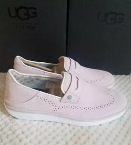 10029699e33 Details about Ugg Men's Cali collapsible wingtip Penny Slip On Loafers Size  8 Color Rosetta