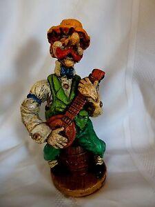 Vintage-JARU-POTTERY-Figurine-Mid-Century-California-Pottery-10-1-2-034-Tall