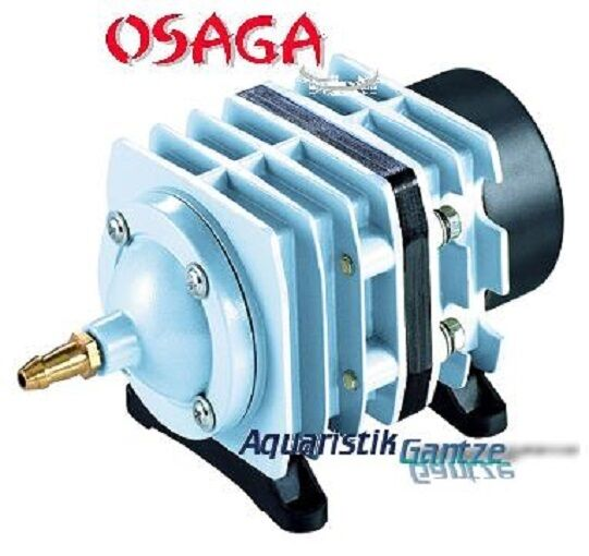 OSAGA LK:35-60 Luft-Pumpe-Kolben-Kompressor Teich-Belüfter-Eisfreihalter~Hailea