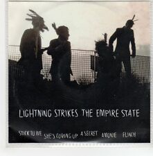 (GH912) Lighting Strikes The Empire State, Stick To Me - DJ CD