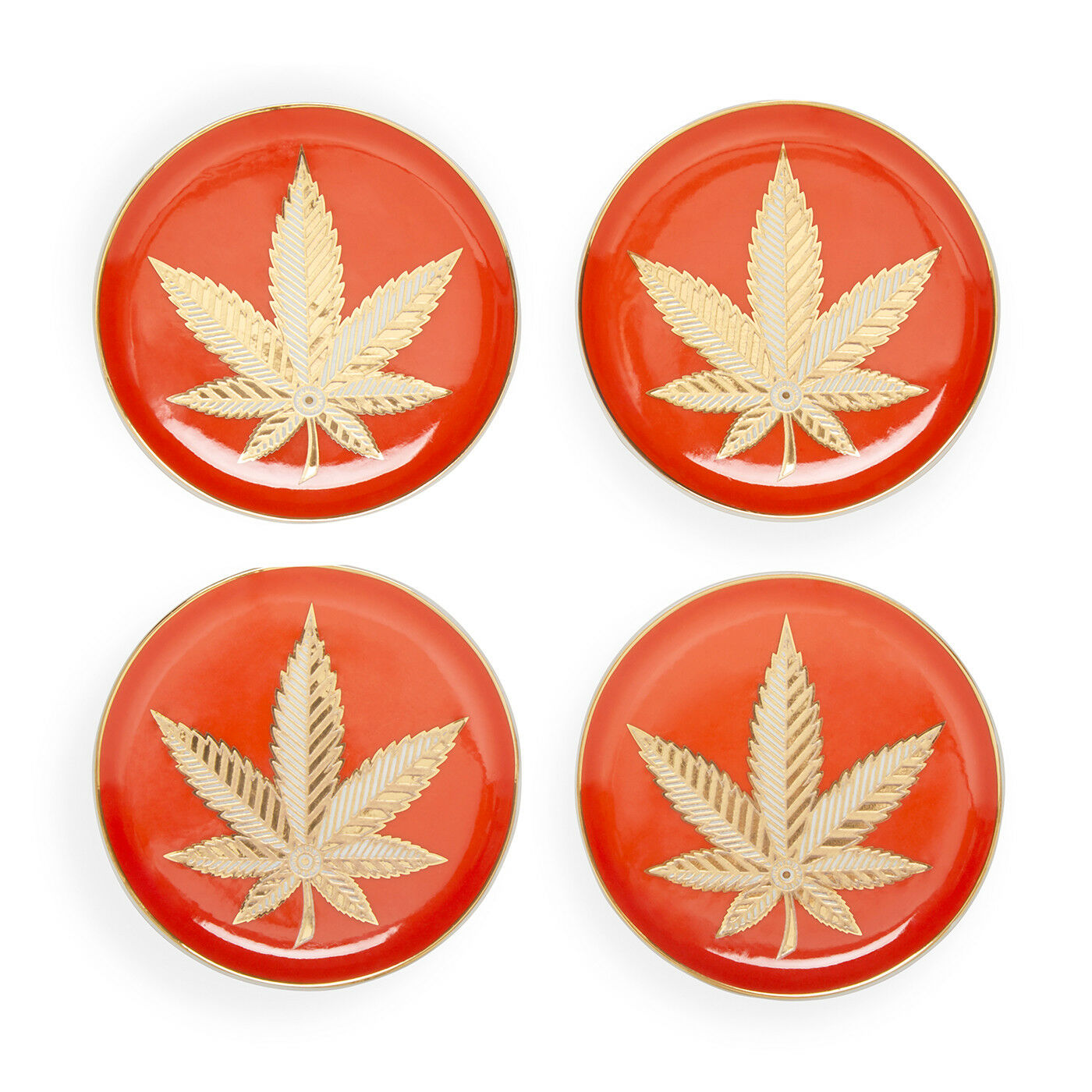 Jonathan Adler - Coaster Set - Hashish