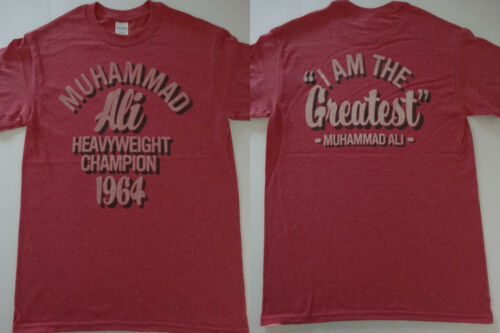 The Greatest Officially Licensed T-Shirt Muhammad Ali Boxing G.O.A.T