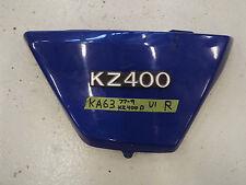 Kawasaki  KZ400D Body Side Cover