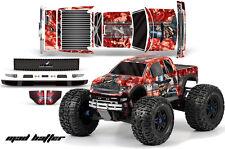 AMR Proline Ford F150 Raptor SVT 4X4 Truck Slash RC Graphic Decal Kit 1/10 MAD R