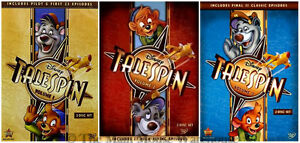 Disney-Channel-Afternoon-Cartoon-Talespin-Complete-Series-on-DVD-Volumes-1-2-amp-3