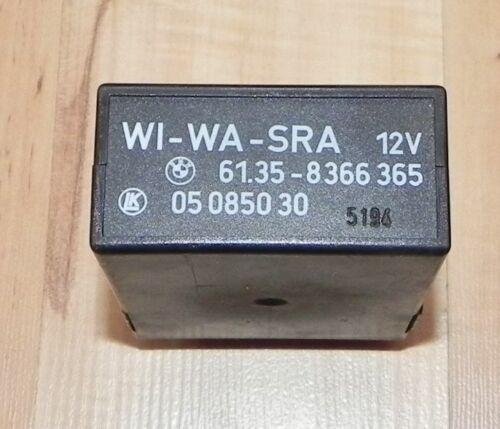 Bmw e36 3er Sra swra unidad de control Módulo faros limpieza Wi-wa 6135 8366365