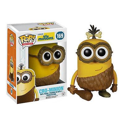 Minions Movie Cro-Minion Pop! Vinyl Figure - New in stock