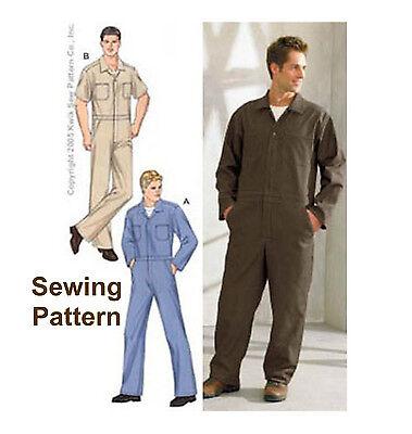 Kwik Sew K3345 Pattern Kwik Start Learn to Sew Mens//Womens Unisex Pants XS-XL BN