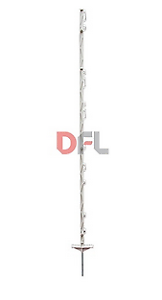 5 stakes for Controller H 160 cm. Electric Fences