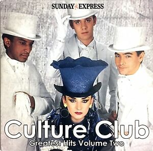 Culture-Club-Various-CD-Greatest-Hits-Volume-Two-England-EX-M