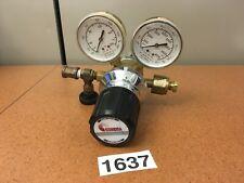 Concoa 109 Series Dual Stage Gas Regulator 1097513 Cga 320 1097513 01 320