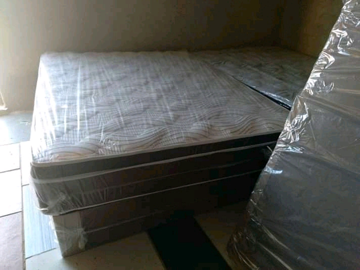 Beautiful good quality brand new double beds for sale