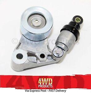 Drive-Belt-Tensioner-Pulley-ass-039-y-for-Nissan-Patrol-GU-3-0TDi-ZD30-CRDi-07-17