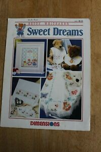 Baby-039-s-034-Sweet-Dreams-034-From-Dimensions-by-Betty-Whiteaker-Booklet-178