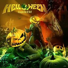 Helloween Straight Out Of Hell CD NEW SEALED 2013 Metal