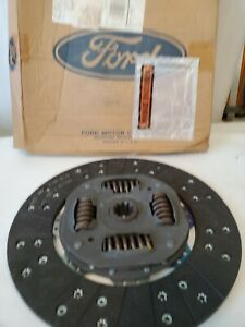 """New OEM 11/"""" Clutch Friction Disc Fits 2001-2010 Ford Mustang 4.6L  V8"""