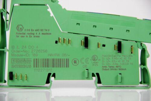 Phoenix contact-inline-Digital-salida borna-IB il 24 do 4-2726256