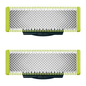 Stainless-Steel-Replacement-Blades-For-Philips-Norelco-OneBlade-Electric-Shavers