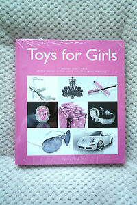 Toys-For-Girls-Hardback-Book-by-Patrice-Farameh-Brand-New