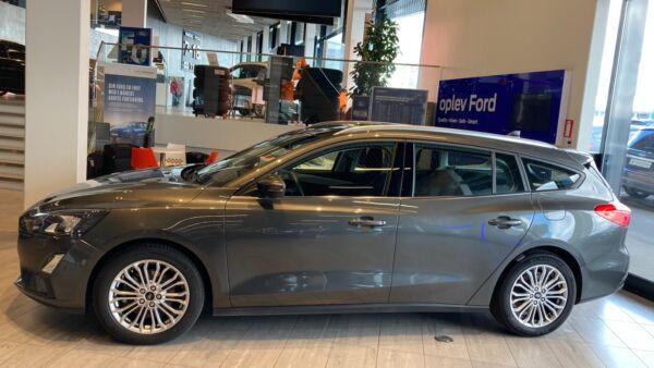 Ford Focus 1,0 EcoBoost Titanium stc. billede 1