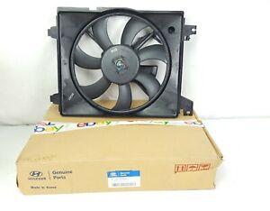 NEW-2001-2006-Hyundai-Elantra-Condenser-Cooling-Fan-97730-2D000-OEM-Genuine