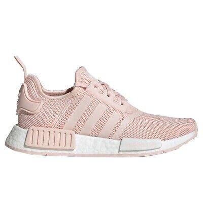 Adidas Women's NMD R1 J Running Shoes Sneakers Pink EE6682 Sz5-12 | eBay