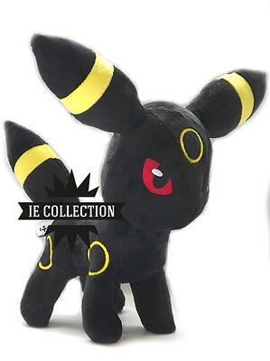 POKEMON UMBREON PELUCHE 30 CM plush Nachtara Noctali evoli figurine doll espeon | eBay