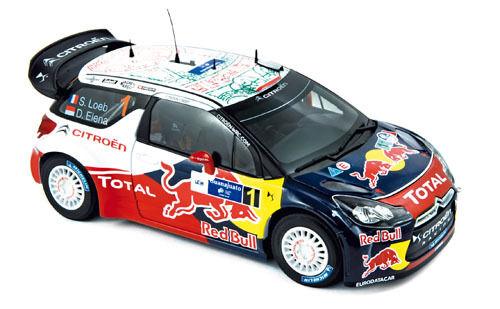 1 18 NOREV  CITROEN DS3 WRC  Winner Rallye du Mexique 2011  Loeb   Elena 181555
